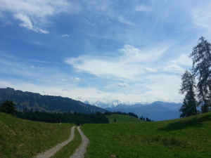 32 swiss mountain trail
