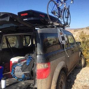 Candice's Honda Element: Simple and Sweet!