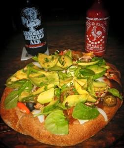 Patrick's pizza.
