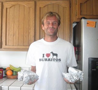 Burrito dude