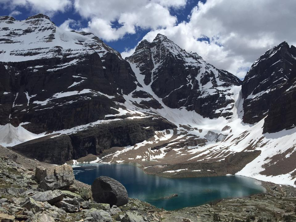 Lake O'hara Alpine Circuit - Photo by Brian Crosler