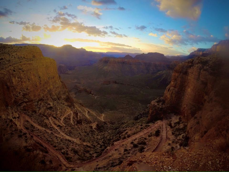 South Kaibab in the Grand Canyon - Photo by Michelle Evans