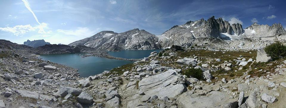 Enchantments Basin in Washington - Photo by Paul Hoffman