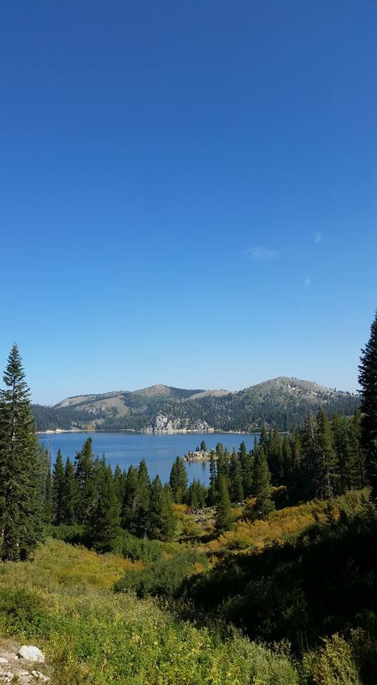 Mariette Lake - Photo by Terri Krische