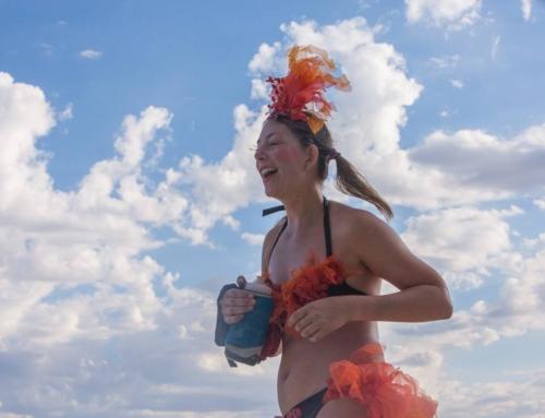 What IS the Burning Man Ultramarathon?