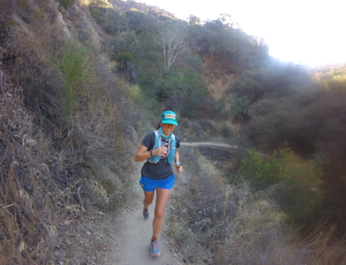 Exploring the Trails with Type 1 Diabetes by Amy McKinnon