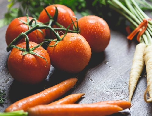 Plant Based Diet as a Distance Runner by Josh Meyers-Dean