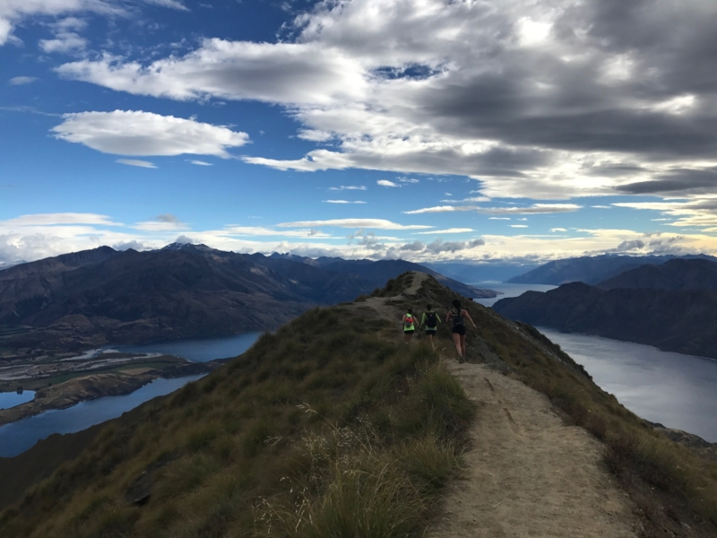 Trail running, New Zealand, Dirtbag Runners, trail running