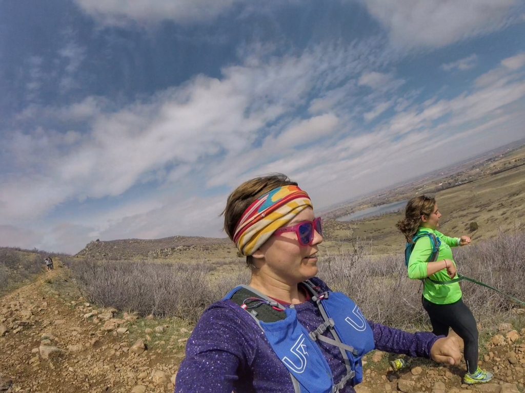 dirtbag runners, trail running, imposter syndrome