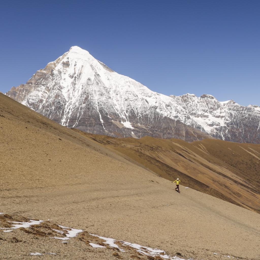 Bhutan, trail running, dirtbag, Sunny Stroeer
