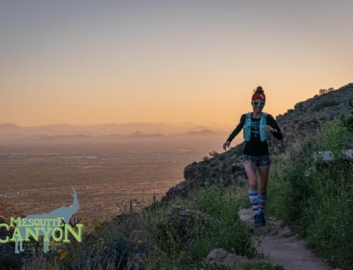 Race Report: Mesquite Canyon 50k