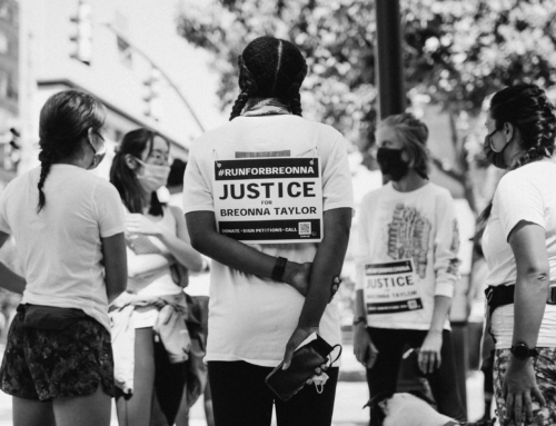 SF Runners for Equality: racial justice is a marathon, not a sprint