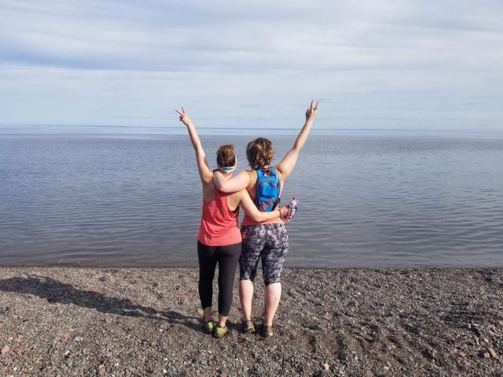 friendship, dirtbag runners, minimalism, trail running